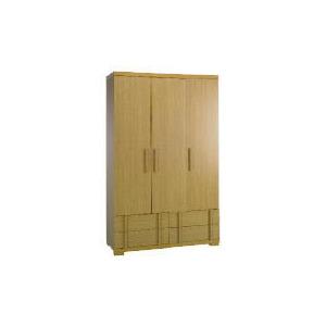 Photo of Brandon 3 Door 4 Drawer Wardrobe Furniture