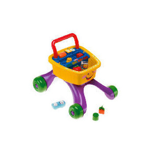 Photo of Fisher Price Shop & Learn Walker Toy