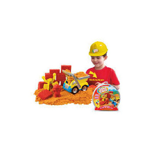 Photo of Moon Sand Construction Playset Toy