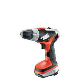 Black & Decker 14.4v Lithium-Ion Drill CP14LN Reviews