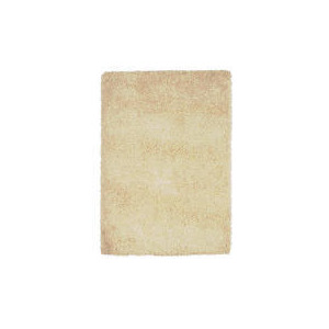 Photo of Tesco Extra Thick Shaggy Rug, Cream 120X170CM Furniture