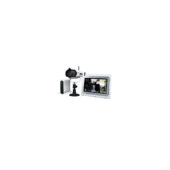 First Alert Wireless Camera and Digital Photo Frame