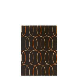 Tesco Circles Geometric Rug, Cinnamon 150x240cm Reviews