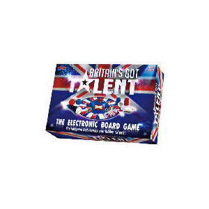 Photo of Britain's Got Talent Electronic Board Game Toy