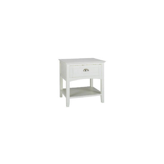 Connecticut 1 drawer Side Table