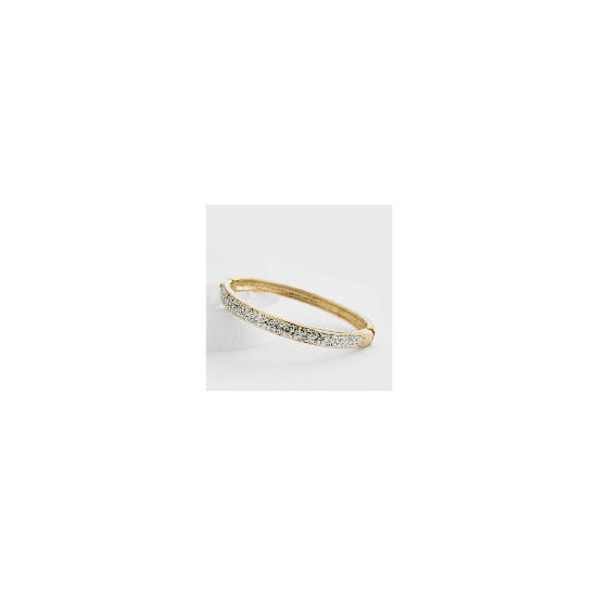 Adrian Buckley Crystal Bangle