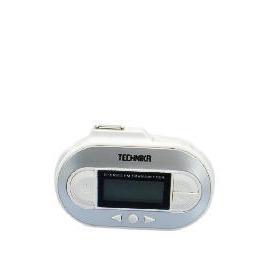 Technika iFM-108 FM Transmitter Reviews