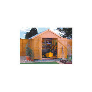 Photo of Rowlinson Premier Shiplap 12 X 8 Apex Shed Shed
