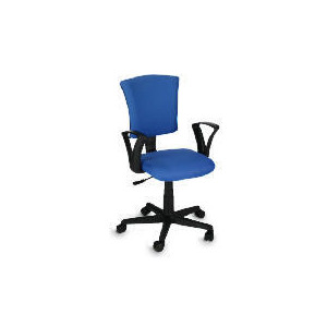 Photo of Owen Home Office Chair, Blue Furniture