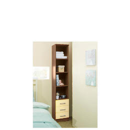 Eclipse Shelving Unit, Cream Reviews
