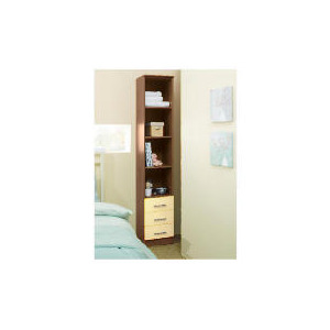 Photo of Eclipse Shelving Unit, Cream Household Storage