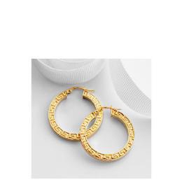 9ct gold hoop earrings Reviews