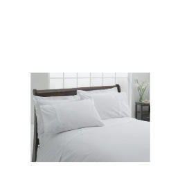 Finest Waffle Double Duvet Set, White Reviews