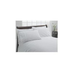 Photo of Finest Waffle Double Duvet Set, White Bed Linen