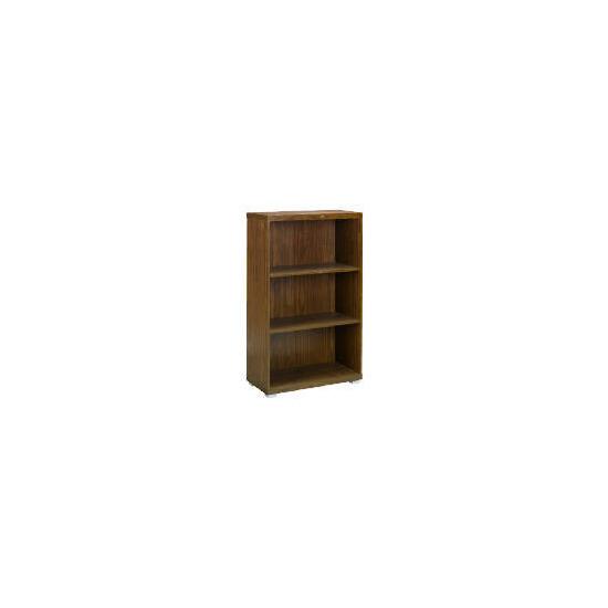 Seattle 3 shelf Storage, Walnut effect