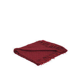 Tesco Chunky Boucle Throw , Plum Reviews