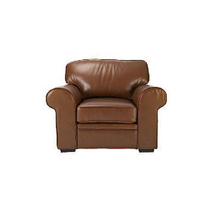 Photo of York Leather Armchair, Cognac Furniture