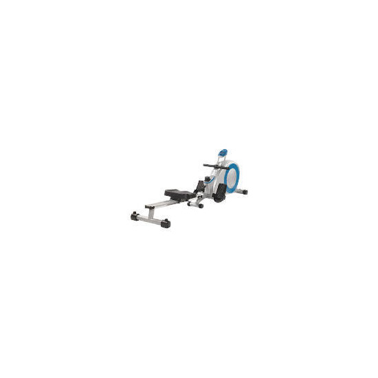 Fitness First Magnetic  Rowing Machine