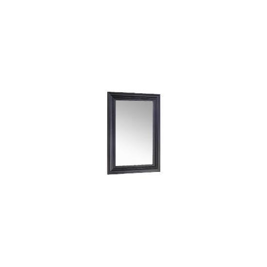 Tesco Black Profile Mirror 45X64cm