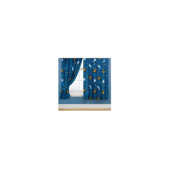 Wall:E Curtains