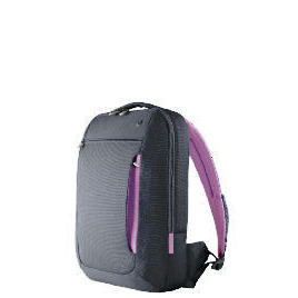 """Belkin 15.4"""" Grey/Lavendar Messenger Backpack Reviews"""
