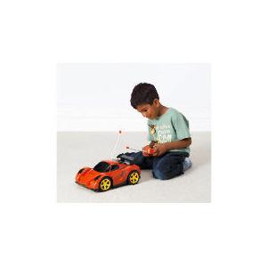 Photo of Tesco Radio Control Super Car Toy