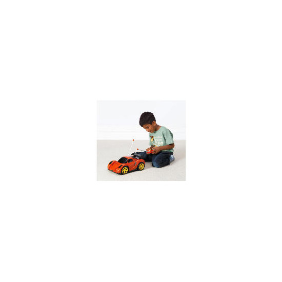 Tesco Radio Control Super Car