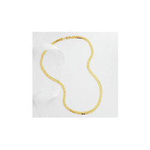 Photo of 9CT Gold Curb Chain Jewellery Woman