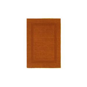 Photo of Tesco Border Wool Rug Cinnamon 150X240CM Rug