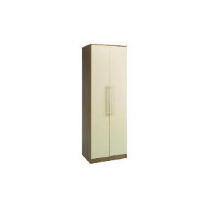 Photo of Eclipse 2 Door Wardrobe, Cream Furniture
