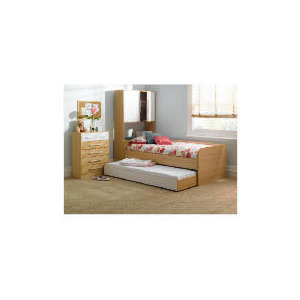 Photo of Shake Over Bed Storage, White Furniture