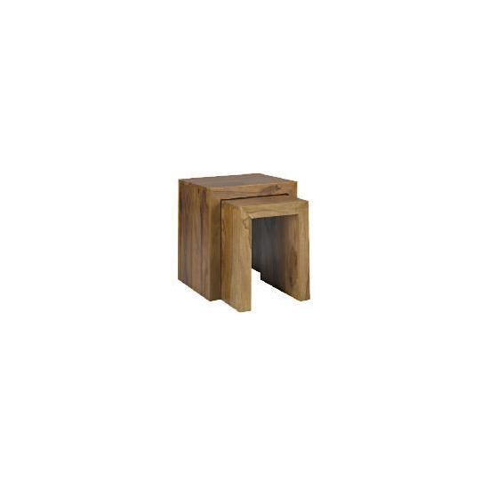 Haveli Nest Set of 2 Tables