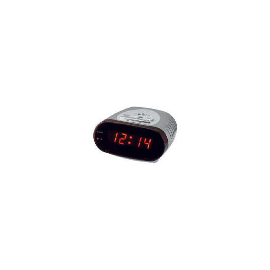 LC Digital Alarm Clock