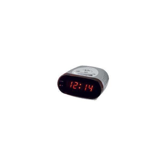LC Digital Alarm Clock