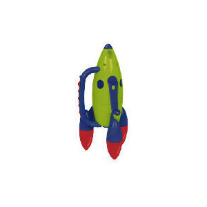 Photo of Ecotronic Wind Up Spaceship Toy