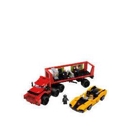 Lego Speed Racers Cruncher Block & Racer X 8160 Reviews