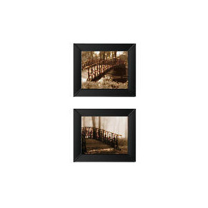 Photo of Mirror Framed Bridges, 2 Pack Home Miscellaneou