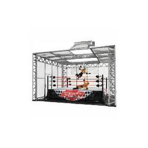 Photo of Wwe Official Scale Ring The Cell Toy