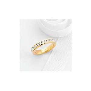 Photo of 18CT Gold 1 Carat Diamond Full Eternity Ring, N Jewellery Woman