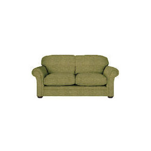 Photo of Finest Chichester Made To Order Hopsack Sofa, Moss Furniture
