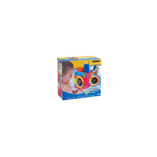 Tomy Aqua Fun Bath Time Whirly Washer