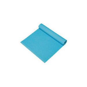 Photo of Blue Non Slip Yoga Mat Sports and Health Equipment