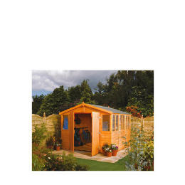Rowlinson Premier Shiplap 9 x 12 Apex Workshop Reviews