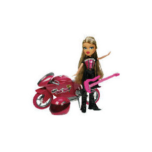 Photo of Bratz Really Rocks Motorbike & Fianna - Exclusive To Tesco Toy