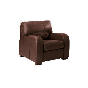 Photo of Memphis Leather Armchair, Espresso Furniture