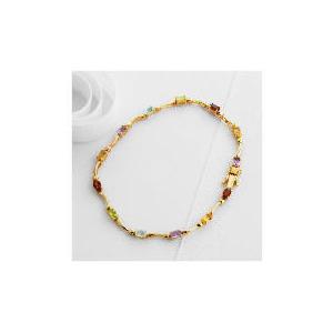 Photo of 9CT Gold Semi Precious Bracelet Jewellery Woman