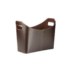 Photo of Tesco Faux Leather Magazine Rack Furniture