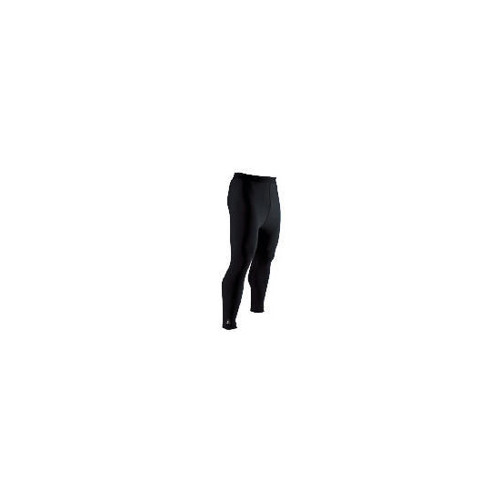 Deluxe Compresssion Pant BLACK adult medium