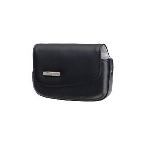 Photo of Fujifilm Z20 Leather Case - Black Camera Case