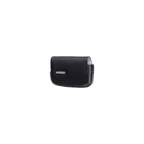 Fujifilm Z20 leather case - Black